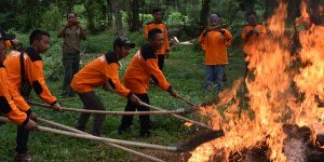 Masyarakat Peduli Api Semuncar Siap Siaga Selalu