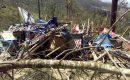 Angin Puting Beliung Melanda Taman Nasional Gunung Merbabu