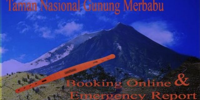 Sistem Booking Online dan Gelang Ber-Chip Saat Mendaki di Gunung Merbabu