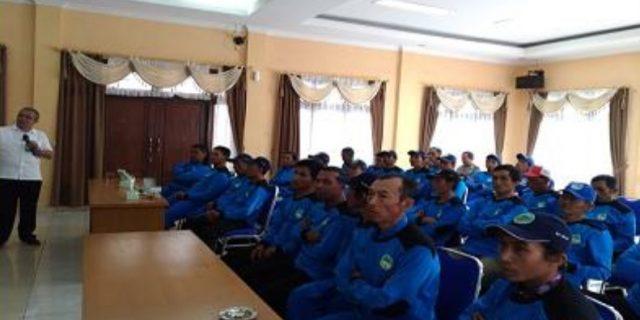 Masyarakat Mitra Polhut Balai TN Gunung Merbabu