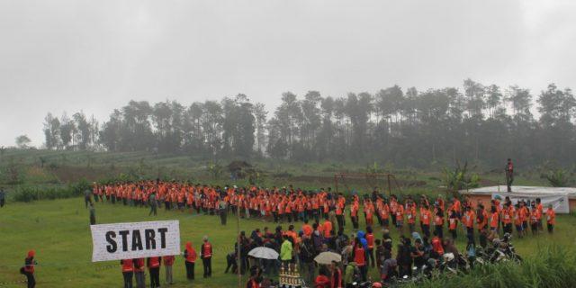 MNOC dan Penanaman Warnai Peringatan HHI di Taman Nasional Gunung Merbabu