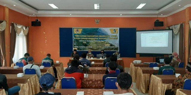 Penguatan Kapasitas Kelompok Mitra Balai TN Gunung Merbabu