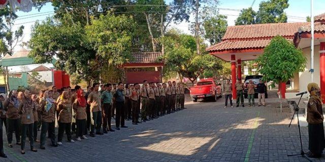 SMK Kehutanan Negeri Manokwari Meningkatkan Kompetensi Keahlian Peserta Didik di TN Gunung Merbabu