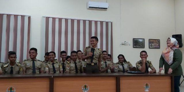 Cerita Pelajar SMK Manokwari Praktek Lapangan di TN Gunung Merbabu