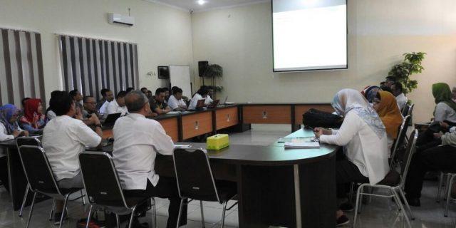 Peningkatan Integritas ASN, Balai TN Gunung Merbabu Gelar Pembinaan Pegawai